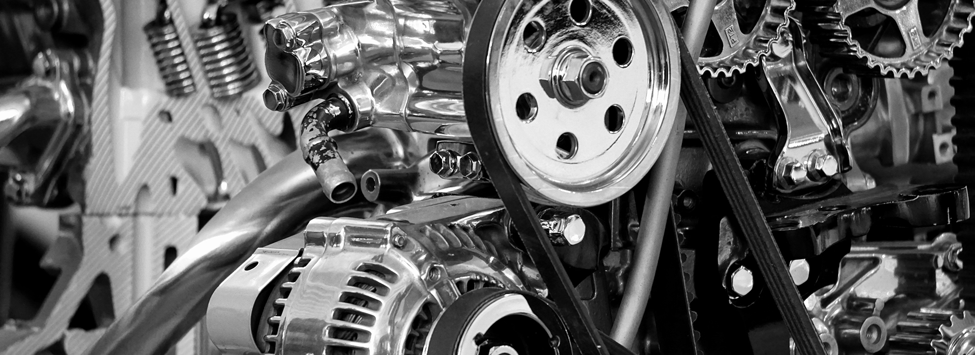 Sterowniki silnika